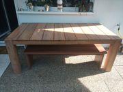 Gartentisch 2 Bänke