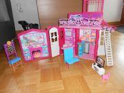 Barbiehaus von Mattel-zusammenklappbar