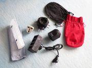 Reiseadapter - Set Kensington Kopp Batteriebehälter