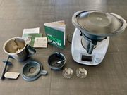 Thermomix TM5 Cookkey 2 Töpfe