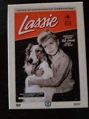 Lassie-4 DVD Box Jubiläumsausgabe 50