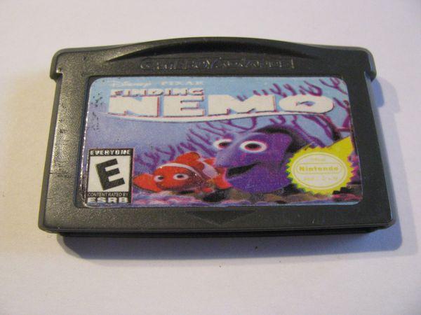 Findet Nemo Nintendo Gameboy Advance