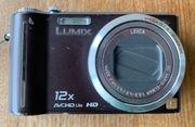 Digitalkamera Panasonic DMC-TZ7 LUMIX