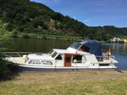 Motorboot Motoryacht Stahlverdränger 11 5m