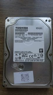 4 HDD Festplatten