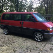 VW Bus T4 Multivan Syncro