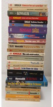 Bücher Konvolut Sammlung Heinz G