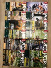 Jäger und Deutsche Jagdzeitung Jahresausgaben