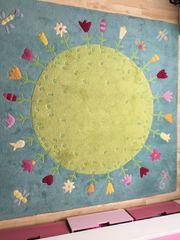 HABA Kinder Teppich Blumenplanet