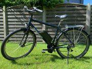 Pedelec E-Bike Simplon Tongsheng Magura