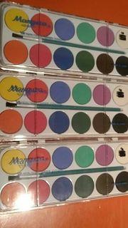 3 farbmalkästen