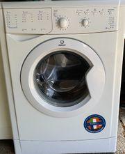 waschmaschine von indesit