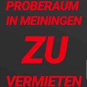 PROBERAUM in Meiningen zu vermieten