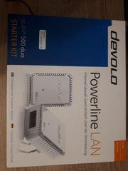 Devolo Powerline dlan 500 duo