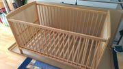 Baby Bett Kinderbett mit drei