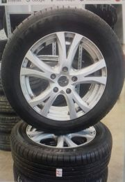 ALU und Reifen neuwertig ASTRA