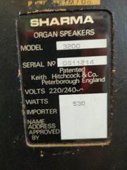 Organ Speaker Cabinet - Keyboard-Verstärkerkabinet