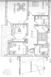 4 Zimmer Wohnung 120 qm