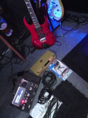 Roland Roland GR-55GK Gitarrensynthesizer Extras