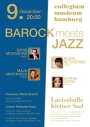 Barock meets Jazz