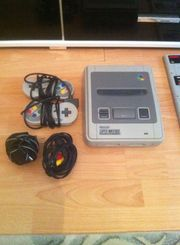 Super Nintendo 2 Controller und