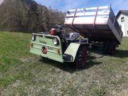 Schilter Junior Lasttraktor