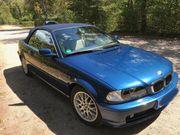 BMW 325 CI Cabrio Klima