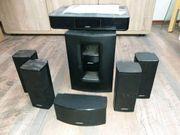 Bose cinemate 520 musikleistung Anlage