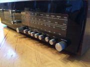 Radiowecker Klappzahlenwecker mit Radio Telefunken
