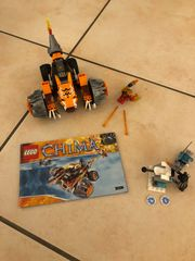 Lego Chima Wolves Fahrzeug 70222 -