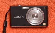Panasonic LUMIX DMC-FX 33 mit