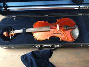 4 4 Violine inkl Bogen