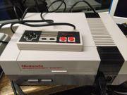 Nintendo Sammlung von nes bis