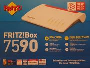 AVM FRITZ Box 7590 Router