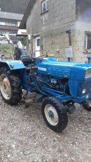 Ford 2000 Traktor