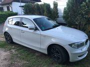 BMW 116 d sehr zuverlässiges