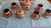 Russisches Tee Kaffeegeschirr