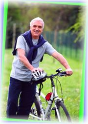 Verwitweter Rentner hat Zeit für