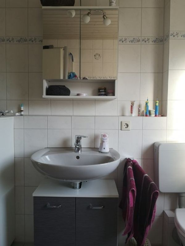 Bad Spiegelschrank günstig gebraucht kaufen - Bad ...