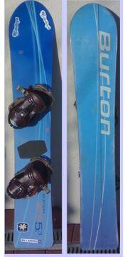 Burton AMP 153 Freeride Snowboard