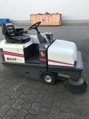 Aufsitzkehrmaschine Dulevo 90 Elite - Elektro -