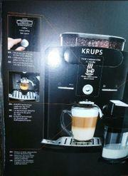 krups kaffee Cappucino Maschine