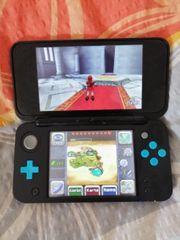 Nintendo 3DS mit Spielen und