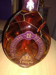 Whisky Dimple 12Jahre De Luxe