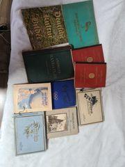 sammelalben Bücher ect neuwaren konvolut