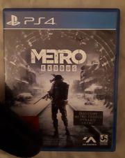 Playstation 4 Spiele Sekiro Metro