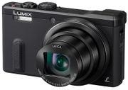 Fotokamera LUMIX DMC-TZ61EG-K 30x opt