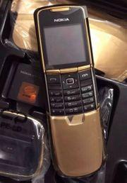 Nokia 8800 classic Gold ohne