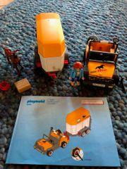 Playmobil Pferdetransporter 3249