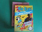 2 Fix und Foxi Taschenbücher